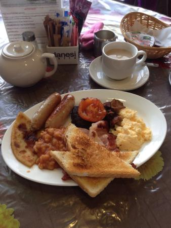 Blethers: Best cooked breakfast on the Island!!!