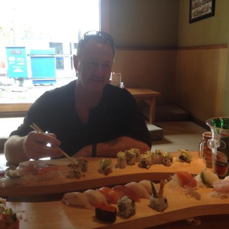 Take I Japanese Restaurant: First timer loving it