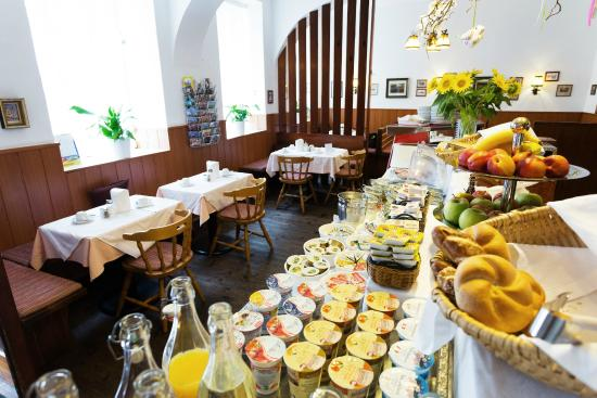 Pension Kraml: Breakfast room