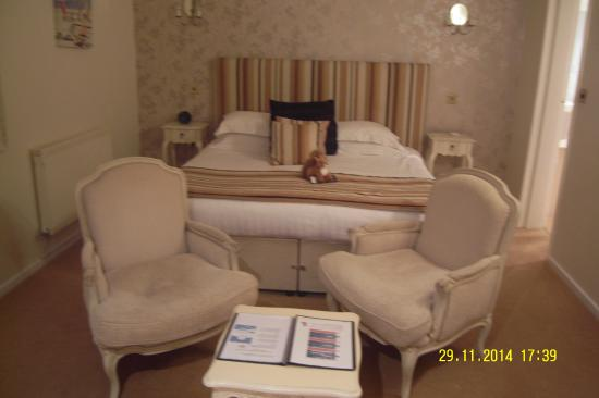 The Leconfield : Our bedroom