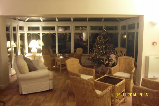 The Leconfield : Lounge Area