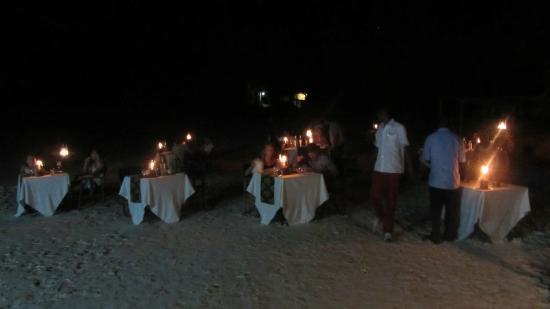 Matemwe Lodge, Asilia Africa: Braai on the Beach
