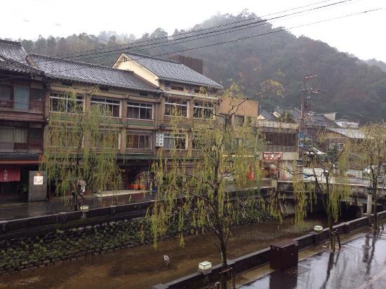 Yamamotoya : Cosy onsen town