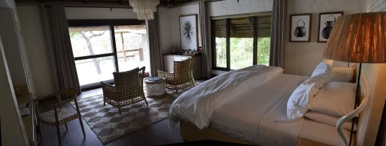 Londolozi Founders Camp: Chambre luxueuse