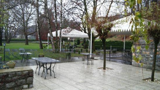 Vila Podvin: Garden