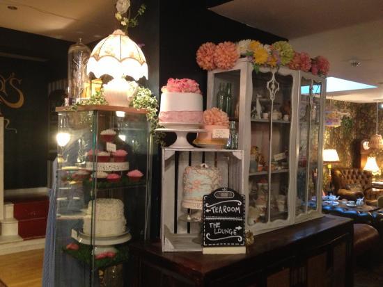 Tearoom Cakes Picture Of Biddy S Tea Room Norwich Tripadvisor