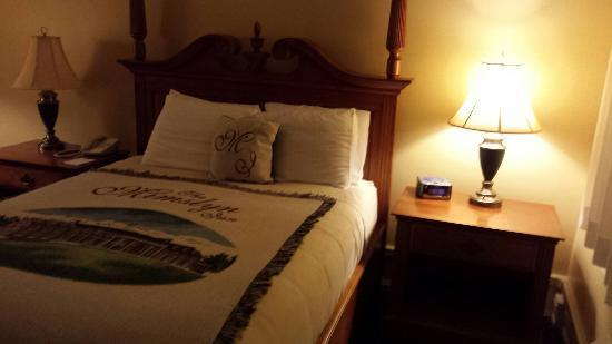 The Mimslyn Inn: Nice clean room