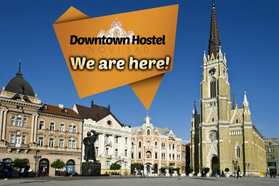 Downtown Novi Sad Hostel