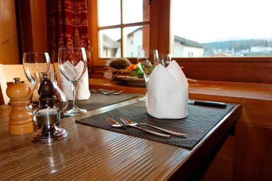 Hotel Vorab: Steakhouse