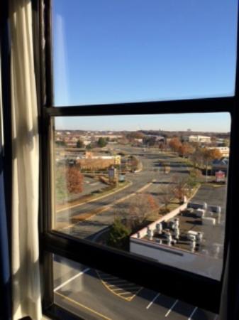 Best Western Potomac Mills : Vista apt.