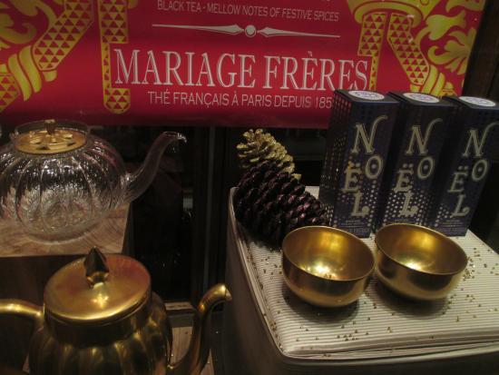 Mariage Frères : 商品