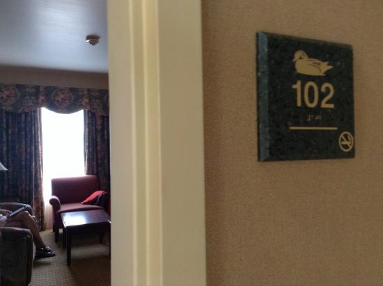 Hampton Inn & Suites Houston-Cypress Station: entrance