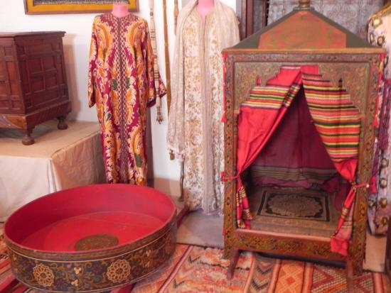 Sale, Morocco: Exotic items!