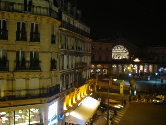 Libertel Gare de l'Est Français : Vista do hotel