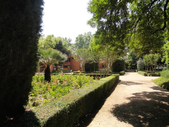 Parque de la Dehesa (Parc de la Devesa): Els Jardins