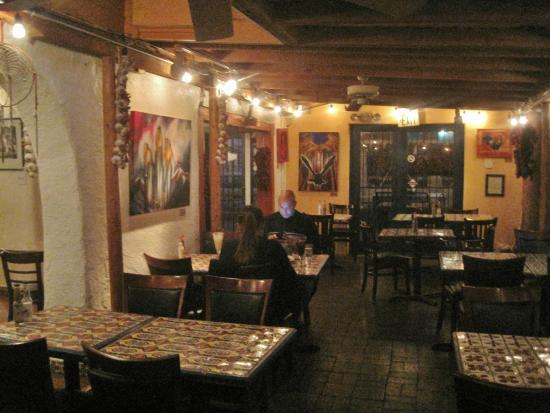 Chimayo Restaurant Santa Fe