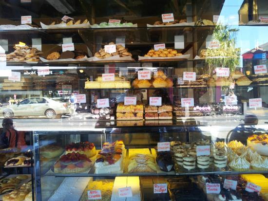Cake Shop Melbourne Flinders