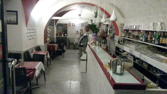 La Perla Bar Gelateria : Restyling