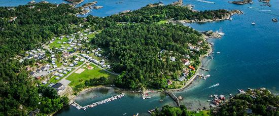 Grimstad, Норвегия: Marivoll Resort