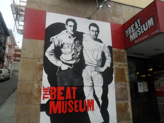 The Beat Museum: entrata