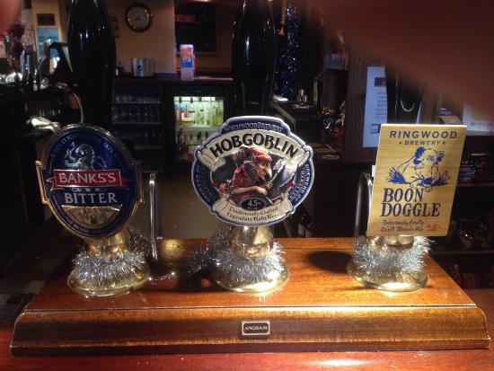 The Labour In Vain: Best ale around!