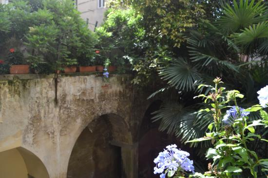 Hotel Locanda Orchidea: panorama dalla camera