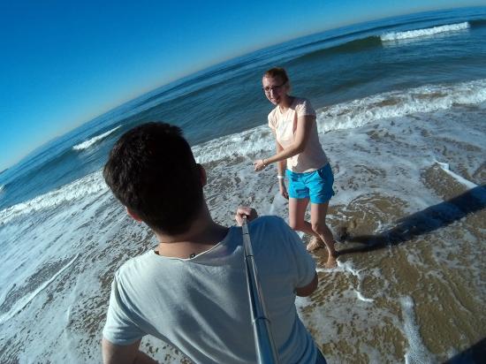 Holiday Inn Express Hermosa Beach: Hermosa beach