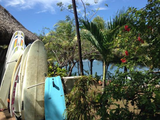 Rise Up Surf Tours Nicaragua: Das Camp