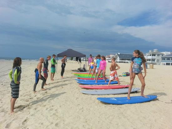 Ocean City NJ Surf School