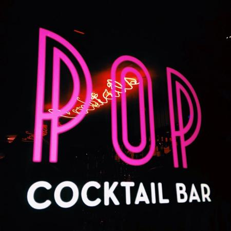 Pop Cocktail Bar