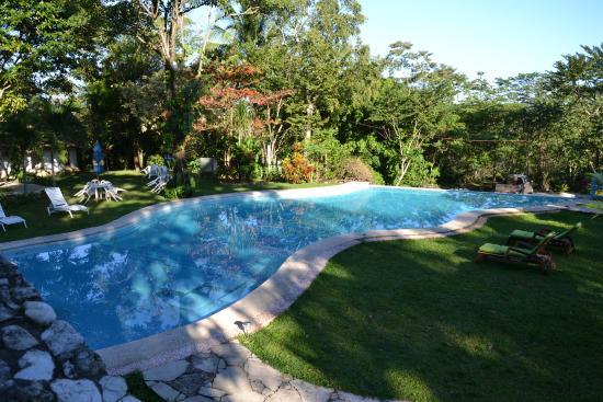 Hotel La Aldea del Halach Huinic: pool