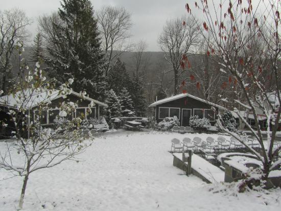 Belleayre Lodge: Winter Property