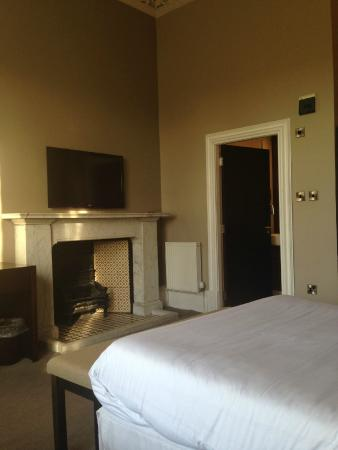 Links Hotel: Our cosy room (#201)