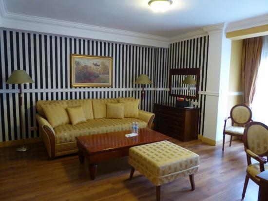 Sofia Residence: our room