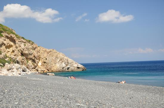 Emporios Beach : Great view