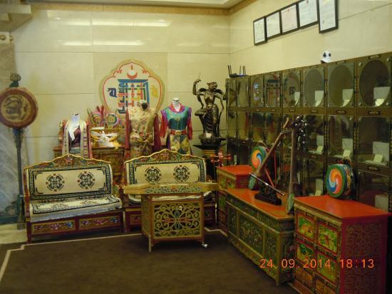 Brahmaputra Grand Hotelhmcc Dia: In de lobby