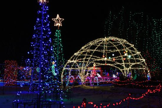 Marshfield, WI: Wildwood Zoo Winter Wonderland 2014