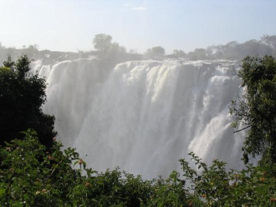 Zig Zag: Only 7km from the mighty Victoria Falls