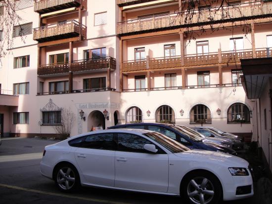 Bundnerhof Hotel