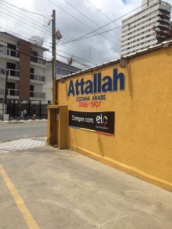 Attallah Cozinha Arabe