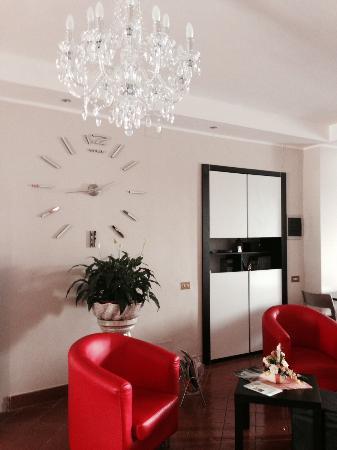 Hotel La Rosetta: hall dell'hotel