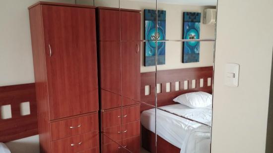 Inkari Suites Hotel: Dormitorio