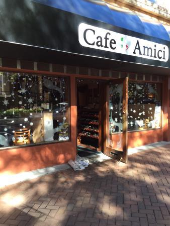 Cafe Amici: H
