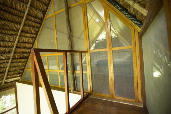 Shimiyacu Amazon Lodge: Bungalow Familiar habitación 2o piso, protegido de insectos