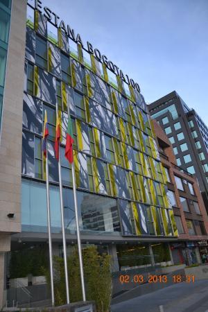 Picture of hotel bogota 100 bogota tripadvisor for Hotel design 100 bogota