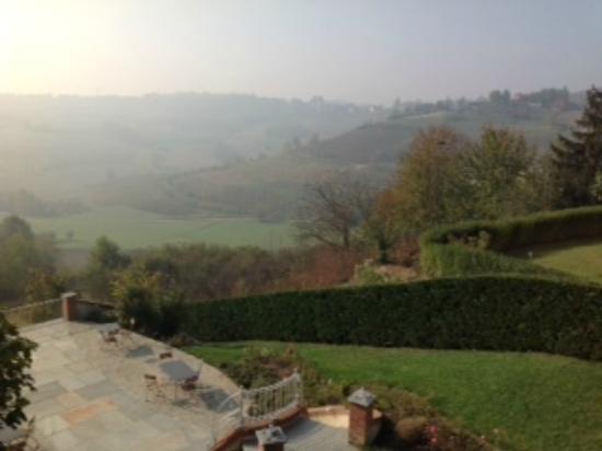 Ca Alfieri al 30 B&B Camere di Charme: Panorama da Ca' Alfieri