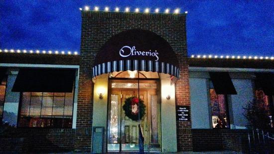 Oliverio S Ristorante Located In Downtown Bridgeport Wv
