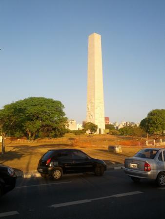 Obelisk of Sao Paulo: Obelisco