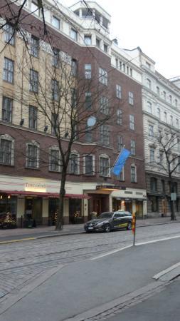 Klaus K Hotel : Hotel Klaus K Helsinki