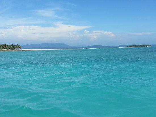 Nosy Iranja, Madagascar: La lingua di sabbia